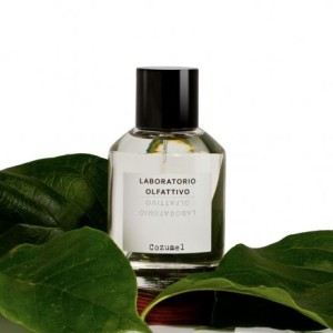 Cozumel artisan fragrance made in Italy by Laboratorio Olfattivo
