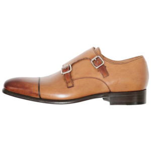 Custom made Monk Shoes